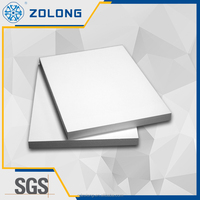 PVC foam board,sheet,white