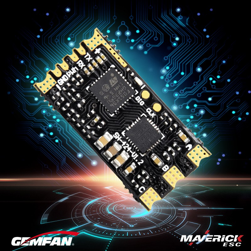 Brushless ESC 24A Maverick Programmable Brushless ESC 20A 30A Speed Controller for fpv Quadcopter