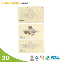Fashionable 3D Laser Cutting Greeting Card