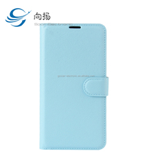 Luxurious Leather TPU Mobile Phone Case For Digicel DL2 Anti-scratching Wallet Case For Digicel DL2