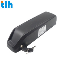 New 13S4P Polly type lithium ion 48v 11.6ah electric bike battery