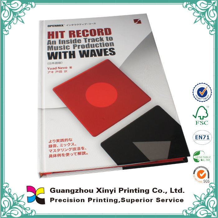 Film Lamination Surface Finish and Paper & Paperboard Product Material Cheap Printed Architecture Books