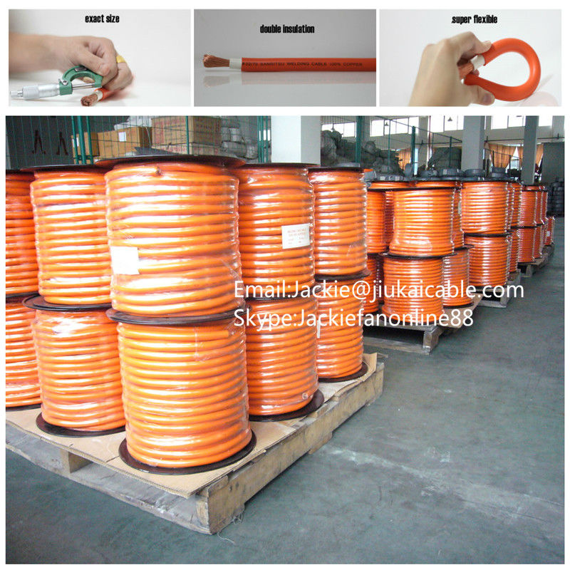16mm2 25mm2 35mm2 copper conductor pvc sheath welding cable 400AMP 95mm2 16mm2 copper welding cable leather welding gloves