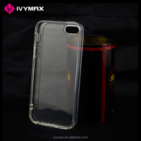 alibaba express mobile accessories transparent TPU mobile phone case for apple iphone5