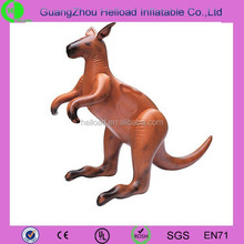lifelike inflatable kangaroo for sale
