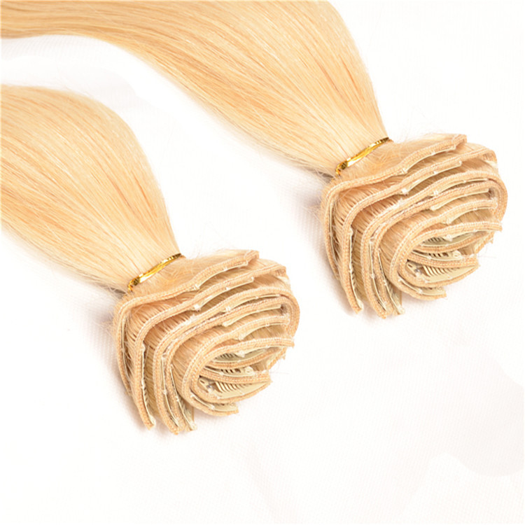 Bhf Hair Soft And Thick White Clip In Hair Extension20 22 Inch 140g