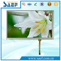 "7"" tft lcd panel resistance touch screen 800x480 resolution for MP4/GPS/Car"
