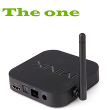 Hot!! Newest Minix Neo X7 RK 3188 Quad Core Andriod 4.2 TV Box 1.6GHz 2GB RAM 16GB Flash RJ45 MINIX X7