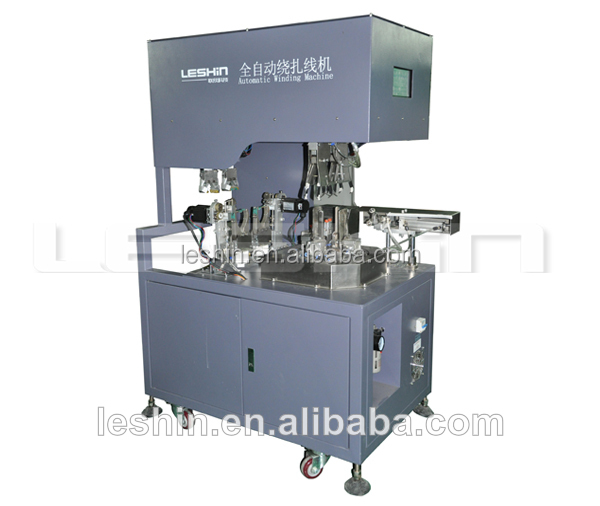 high accuracy electric motor coil winding machine