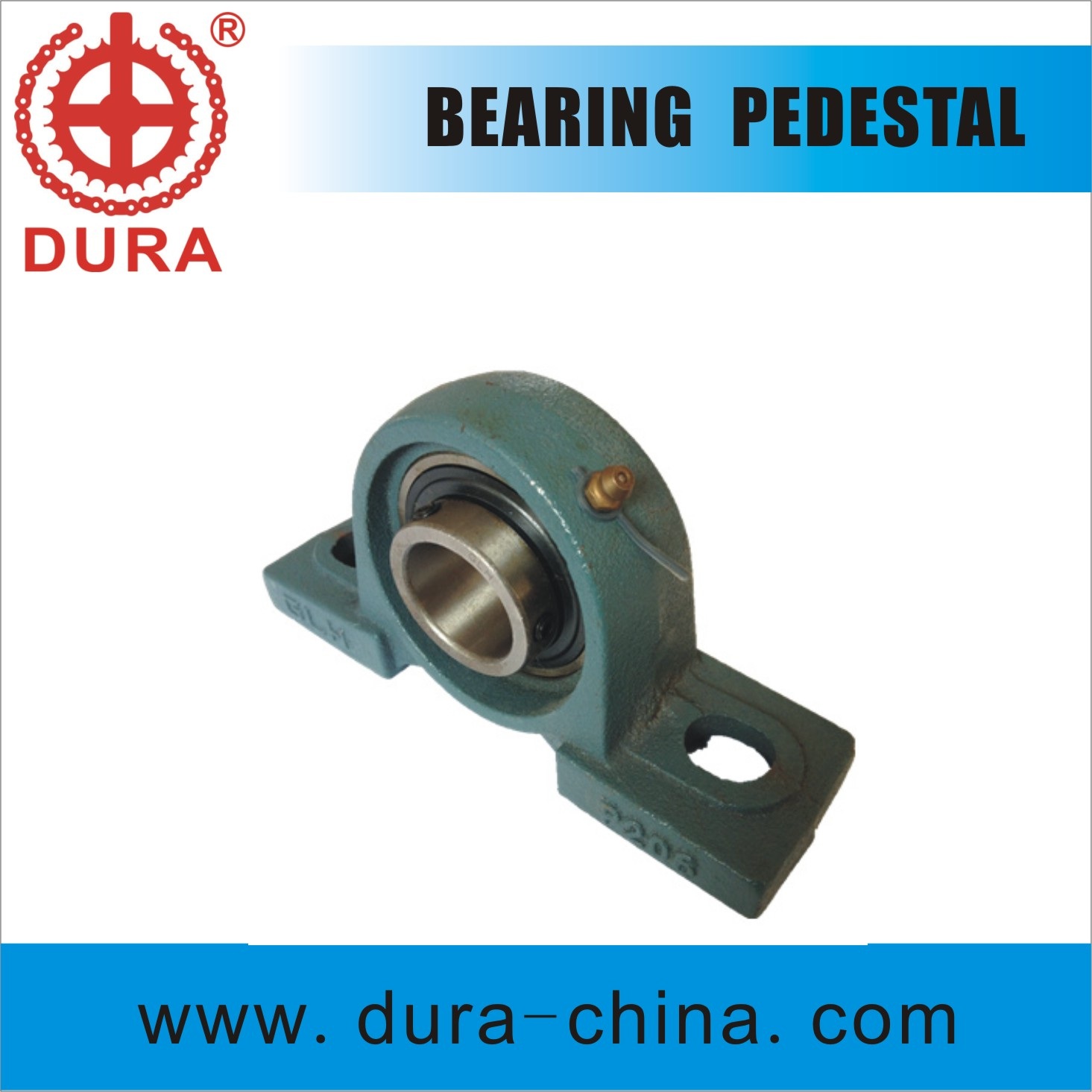 bearing pedestal pillow block bearing