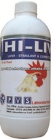 Liver tonic for poultry