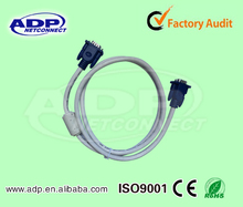 ADP factory supply 1.8meters 15pin male vga to vga cable