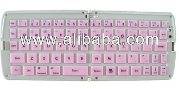 Tablet PC Folding Keyboard,Portable Folding Keyboard