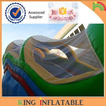 Wholesale Cheap Inflatable Bouncers Slide With Net For Hot Sale