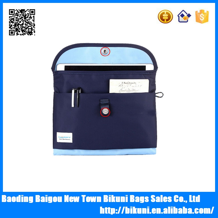 "7""/9""/11""/13"" size notebook sleeve laptop case made of nylon"