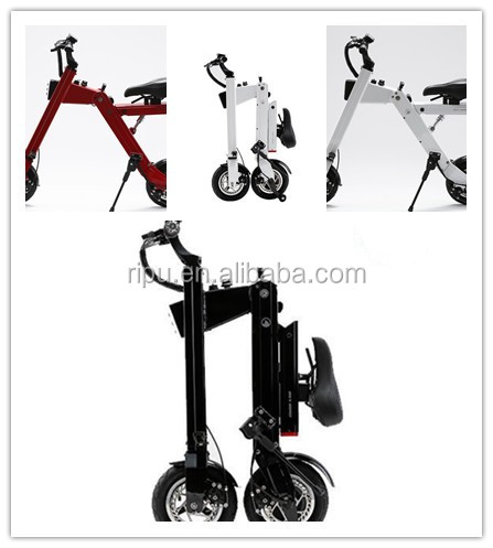 sale China made high quality cheap electric bike tricycle mini folding bike for adults 210a