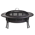 China Professional Large Outdoor Carbon Steel Fire Pit
