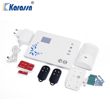 Autodial Wireless Smart Home GSM Pir Motion Detector Alarm System