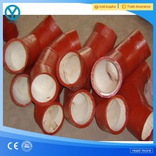 Great varieties high temperature ceramic lining pipe