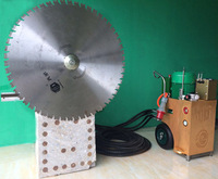 concrete cutting blades concrete demolition machine made in China