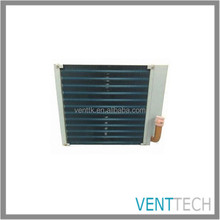 Atuo A/C ROHS copper tube air cooled refrigerator heat pipe condenser