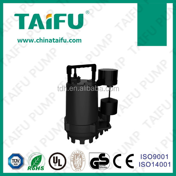 Cast iron CSA certificated sump pump,submersible American sump UL listed sewage pumps,automatic thermoplastic utility pump