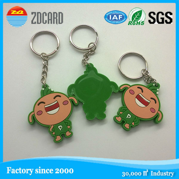 uhf alien H3 long reading distance rfid key chain