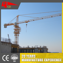 Golden 6 tons Tower Crane QTZ80A(TC6010)