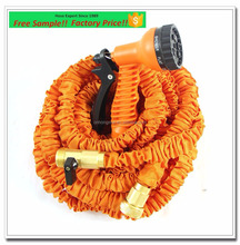 Wholesale Alibaba High Pressure Water Hose Reels/ Expandable Garden Hose with Brass Fitting for car Washing