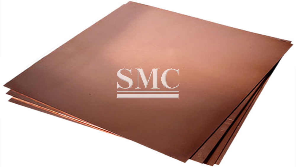 copper sheet thickness 5mm and thick copper sheet