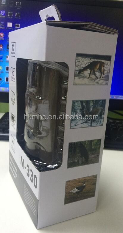 16MP far infrared outdoor thermal hidden hunting camera