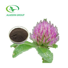 Best quality isoflavones 40% red clover extract powder with particles