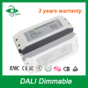 EMC ROHS LVD high power factor constant current dali led driver 30w 900ma