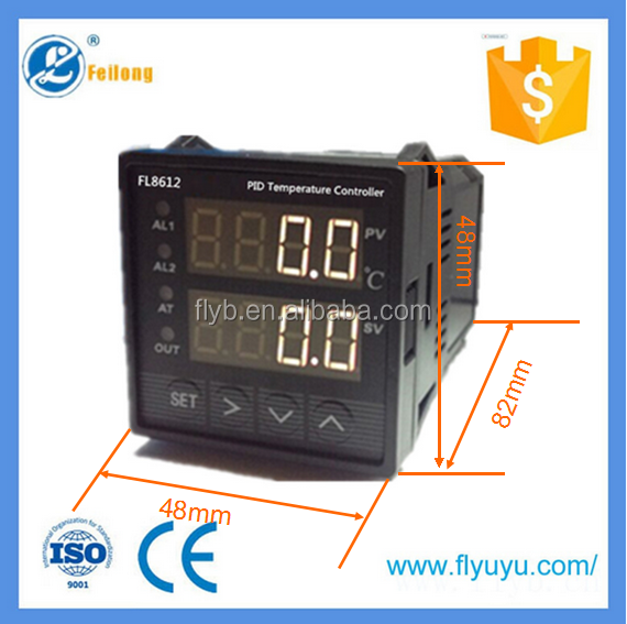 Feilong price temperature and humidity controller for incubator for industrial automation