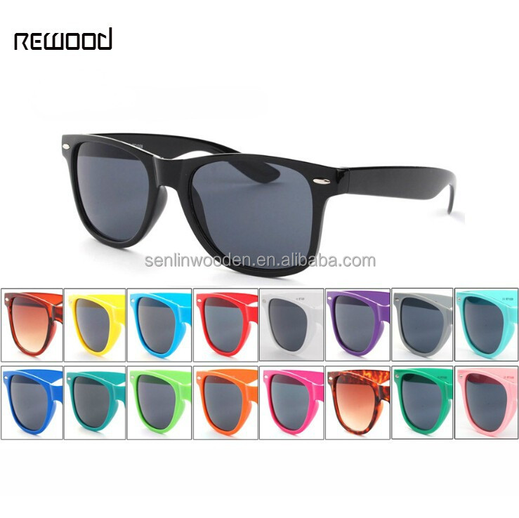 Retail AEVOGUE Women 80s Retro Designer sunglasses men High Quality With Colorful Styles Unisex glasses SLJH1028