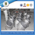 OEM ductile iron plumbing pipe fitting