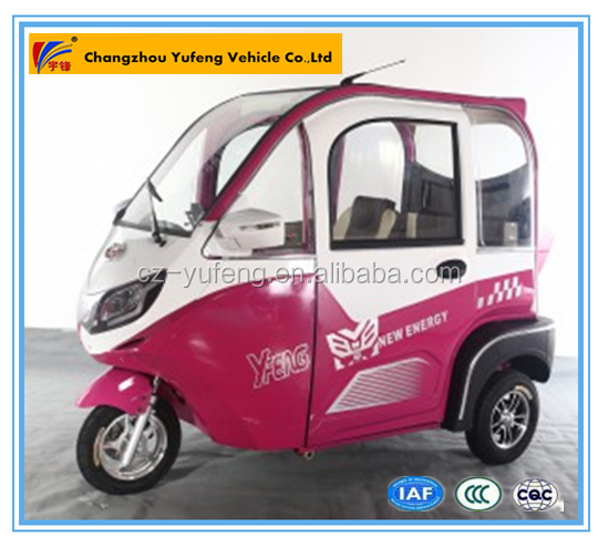 2016 three wheel loader three wheel vehicle e-trike south korea, electric car