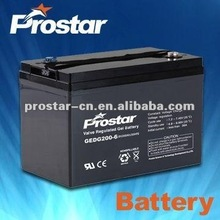 sealed maintenance free 2 volt deep cycle batteries 100ah with best price