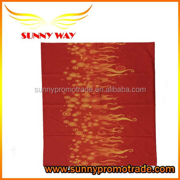 Promotional gift bandana scarf and seamless headwear