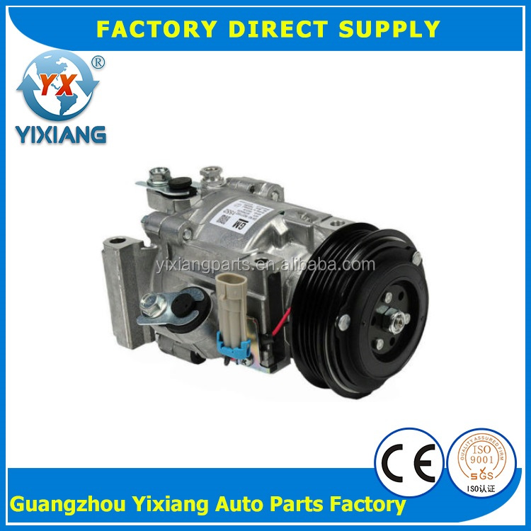 Electric Car Parts Auto AC 95194690 95647828 QS70 Compressor For Chevrolet Spark
