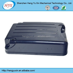 Alibaba China manufacturer supply plastic vacuum forming spare parts for suitcase