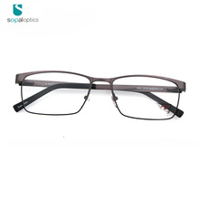 No MOQ metal optical frames ready goods eye glasses, eyewear manufacturers in china