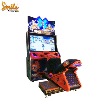 Wholesale Electrical Driving Car Game Machine 3D Racing Car Simulator Snow Motor Coins Arcade Machine Games Hot Sale In Nigeria