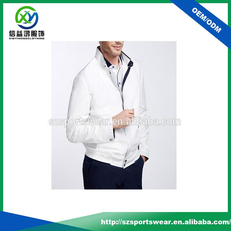 92%polyester+8%spandex fleece deodorant Anti-bacteria golf sports jacket