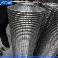 Galvanized / Stainless Steel Welded Wire Mesh, welded wire mesh panels
