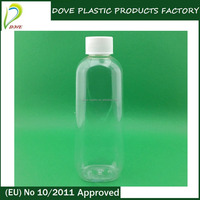 180ml empty bottle for inks 180ml petbottles plastic container