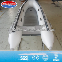 Best selling inflatable cheap pvc hypalon jet sports boat