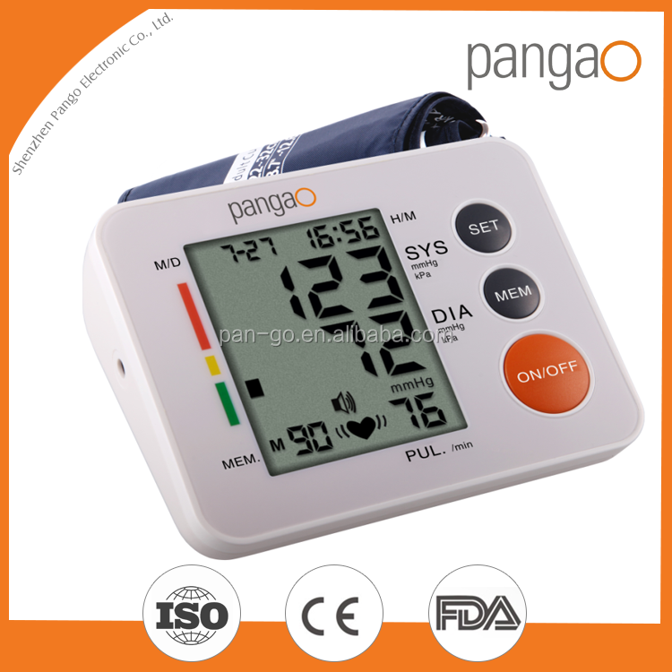 Alibaba supplier wholesales electric digital blood pressure meter