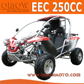 EEC 250cc Road Legal Go Kart