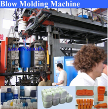blow molding machine for plastic pallet